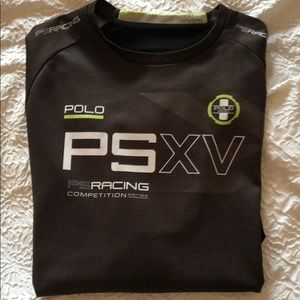 Polo Sport L/S regular fit - Thermo-vent